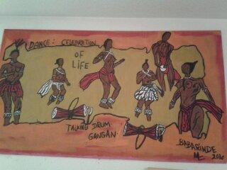 Dance: celebration of life/ LA DANSE: UNE CELEBRATION DE LA VIE.